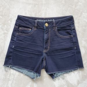 American Eagle Outfitters Hi-Rise Shorts Sz 6